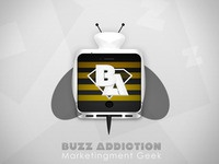 Buzz Addiction - Brand Logo