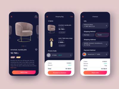 Online Shop App