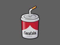 COKE - SMOKE
