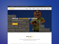 Espark - Onepage Multipurpose Bootstrap Template