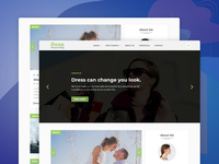 Rose – Personal Blog HTML Template
