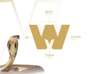 🐍👑 Logo Concept
