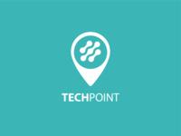 Techpoint _ Logo Design