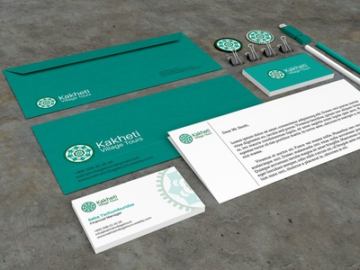 Branding for Kakheti Village Tours