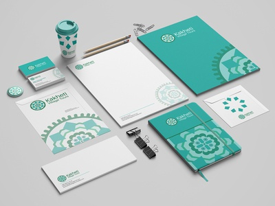 Corporate Identity for Kakheti Village Tours