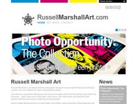 Russell Marshall Art