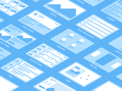 Prototype wireframe ui  ux ux ui projection interface