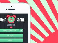 Jump Start Mobile App Ad