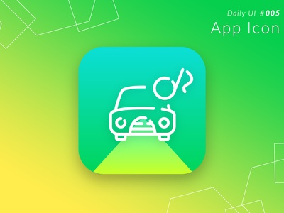 Daily UI #005 App Icon ui icon app design dailyui