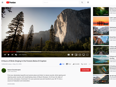 YouTube Video Page video player youtube channel you tube youtube video ui innovatemap indianapolis indiana