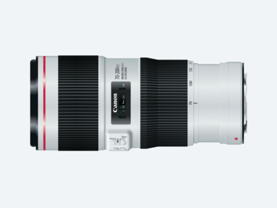 Canon 70-200mm f4 Telephoto Lens