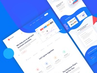 Event Management Saas Landing Page