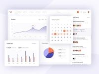 Event management - Dashboard