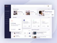 Online Course - Dashboard