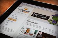 Development Done Right branding and website designwork
