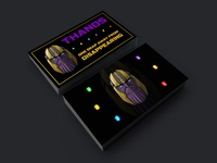 What if Thanos had a business card?
