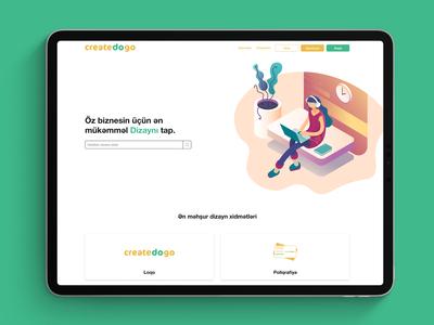 Website For CreateDoGo