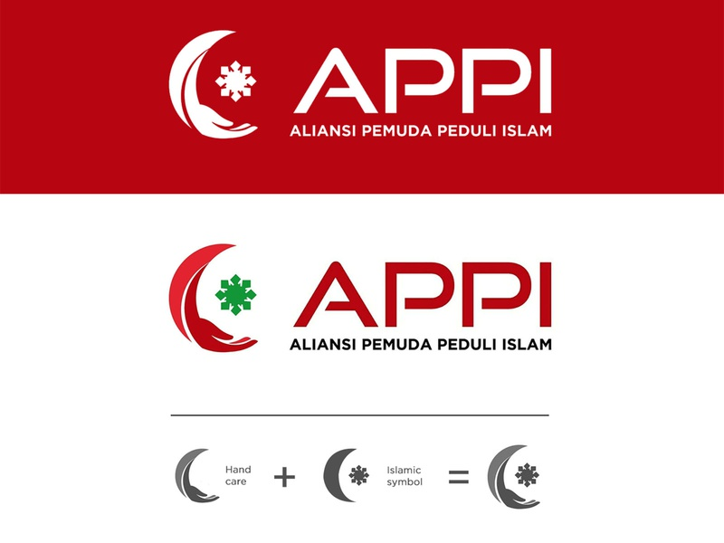 Logo APPI vector branding minimal logo flat design