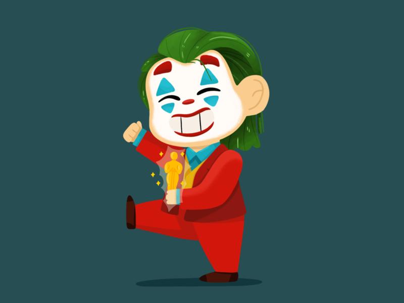 Joker illustration yaffa colombia joker doodle
