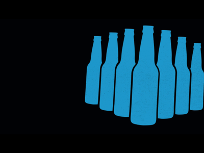 Lucky Strike Reopening illustration social media bowling animation