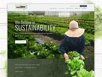 The Talking Farm | Web Design
