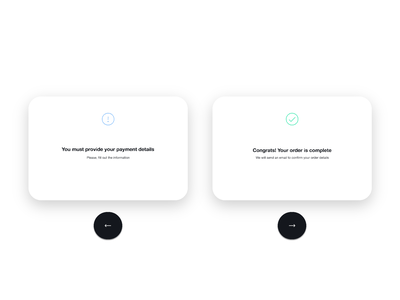 Flash Messages invision layout error info flashmessages dailyui ui ux studio