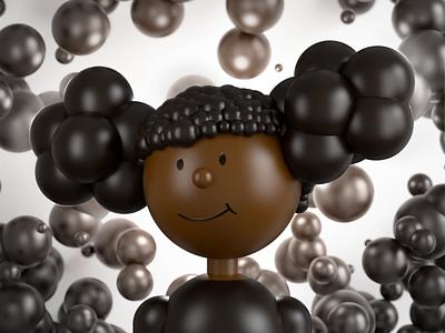 Dark chocolate bubble bubbles character illustration character design 3d character 3d cgi 3d illustration 3d render animation designer illustrationartist illustrator illustrationage illustration chocolate dark chocolate cartoon