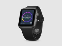 Crypto Tracker for Apple Watch