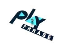 Logo for Play Phrase service
