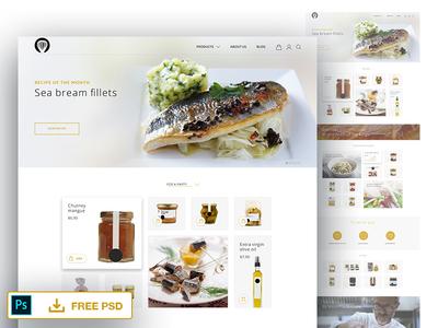 FREEBIE - Product page