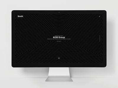 Our new website minimal ux award wordpress ibg ui web design design website web