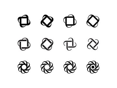 Symbol Concept branding logo symbol