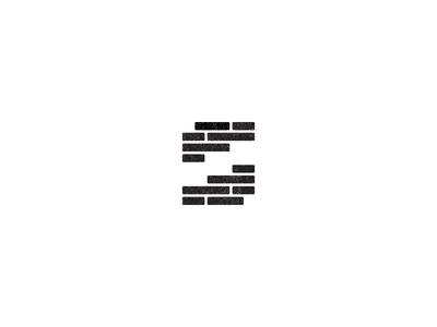 S concept s logo letter s wall building logotipo logotype branding monogram logo