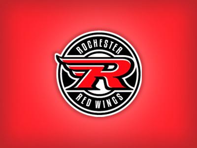 Road Not Taken, Part 8 studio simon baseball rochester red wings badge roundel r wing letter