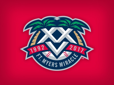 Ft. Myers Miracle 25th Anniversary