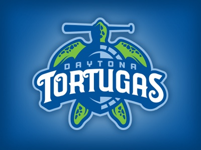 Road Not Taken, Part 21 sports turtle tortugas baseball logo studio simon
