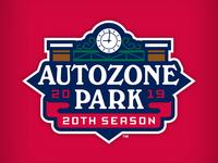 AutoZone Park 20