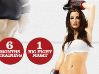Maxim Models Boxing!
