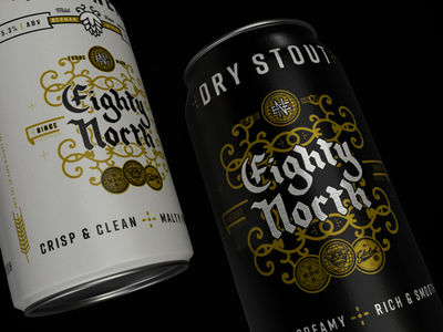 Eighty North Can Designs