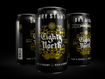 Dry Stout 3 Can Type Redo