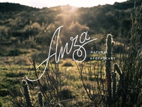 Anza Logo + Photography
