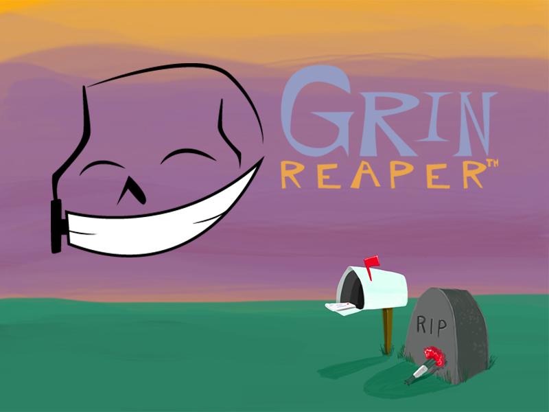 Grin reaper process