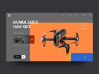 UAV Web Design 2