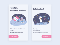 DailyUI 011 - Success and error views