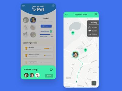 Pet Tracker App