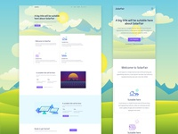 Web Designs for SolarFair v1