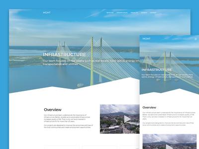 MGMT Website Design