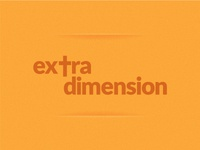 Extra Dimension