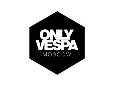 Only Vespa (Variation) 2018 tight helvetica logotype vespa mvc typography ai