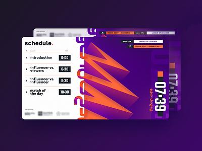 Graphic Design for 'ChallengeArena' gaming team brand and identity graphicdesign corporate creative design esports identity branding brand